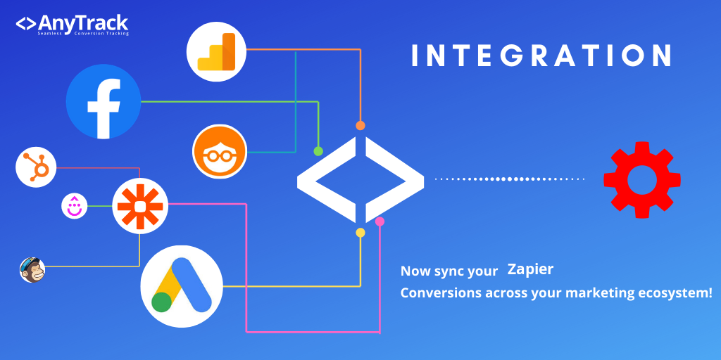 track offline conversions with zapier