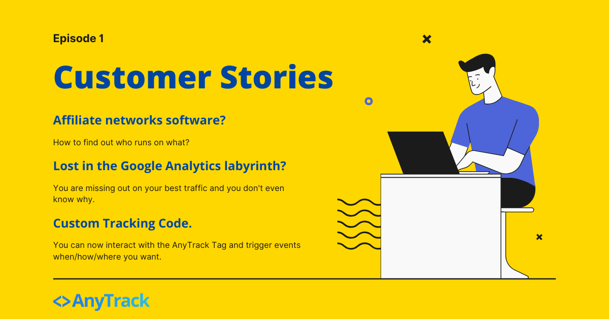 AnyTrack customer stories