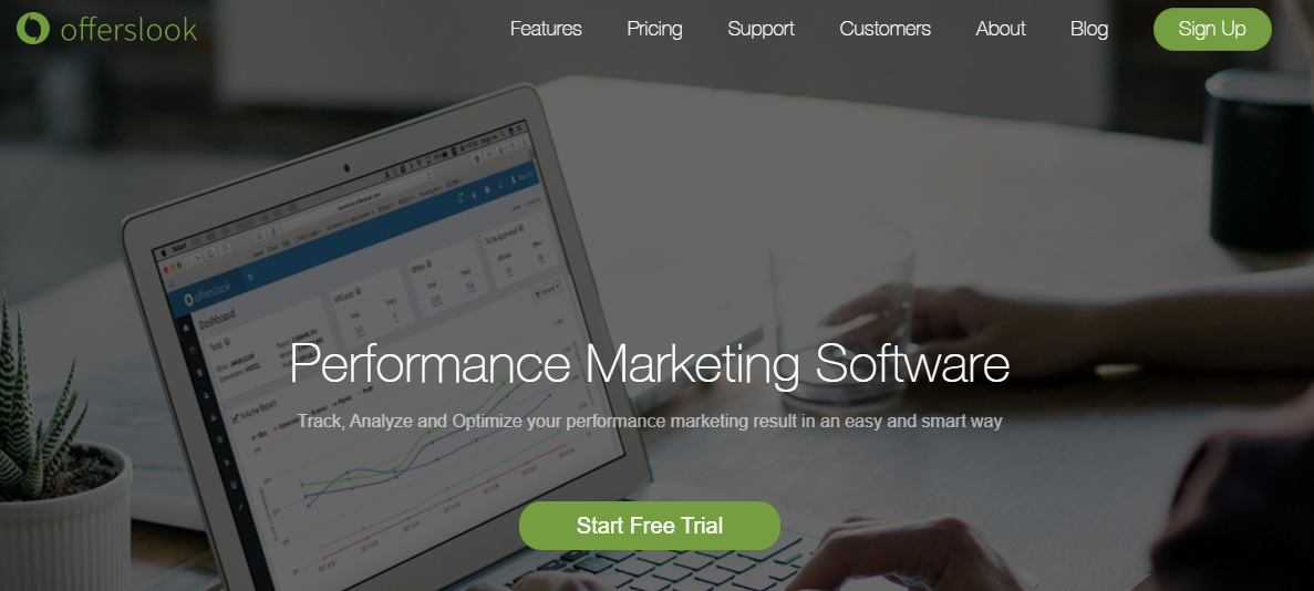 offerslook affiliate tracking software