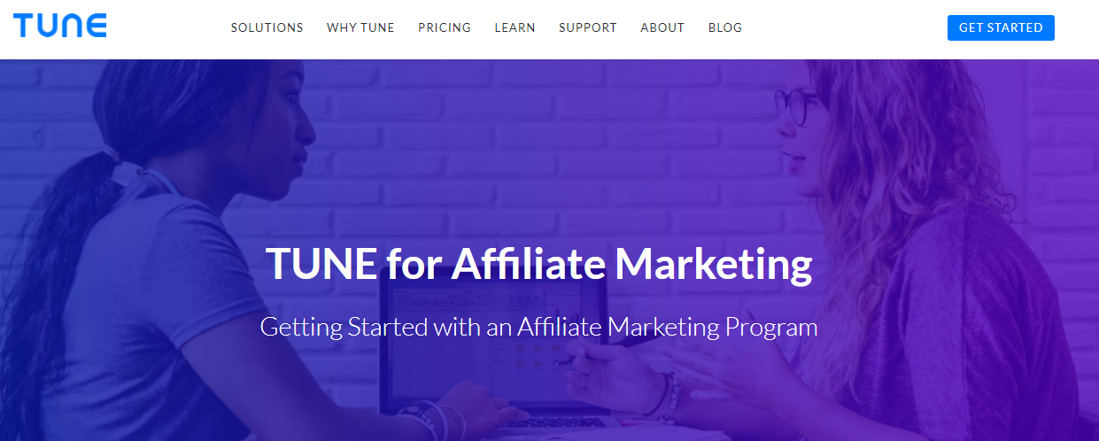tune affiliate tracking software