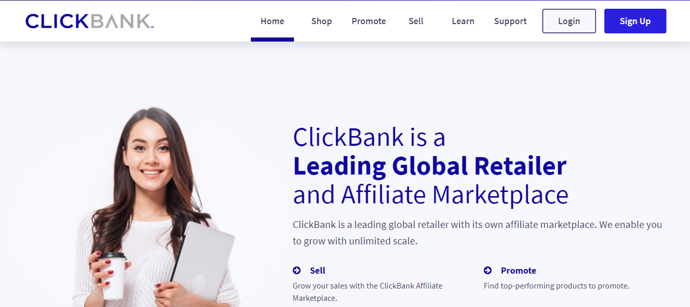 Clickbank is among the best affiliate programs