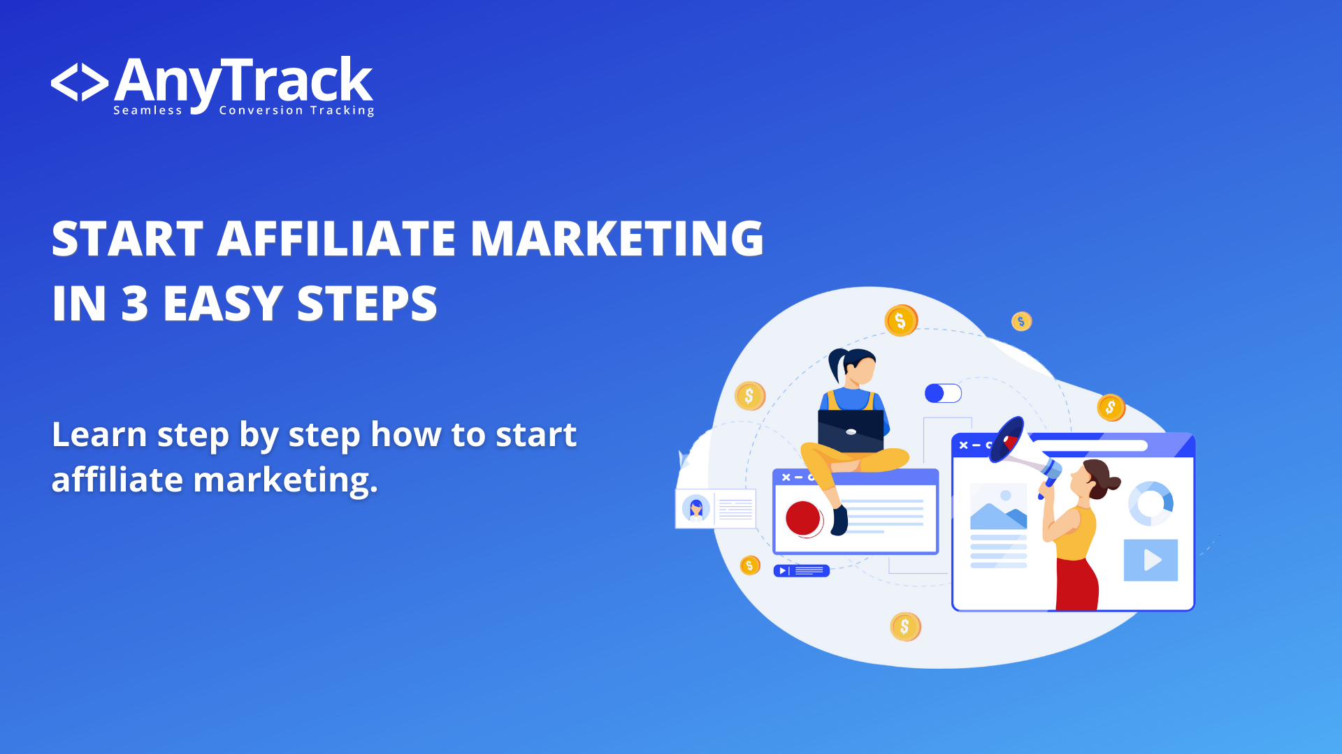 how to start affiliate marketing featured image
