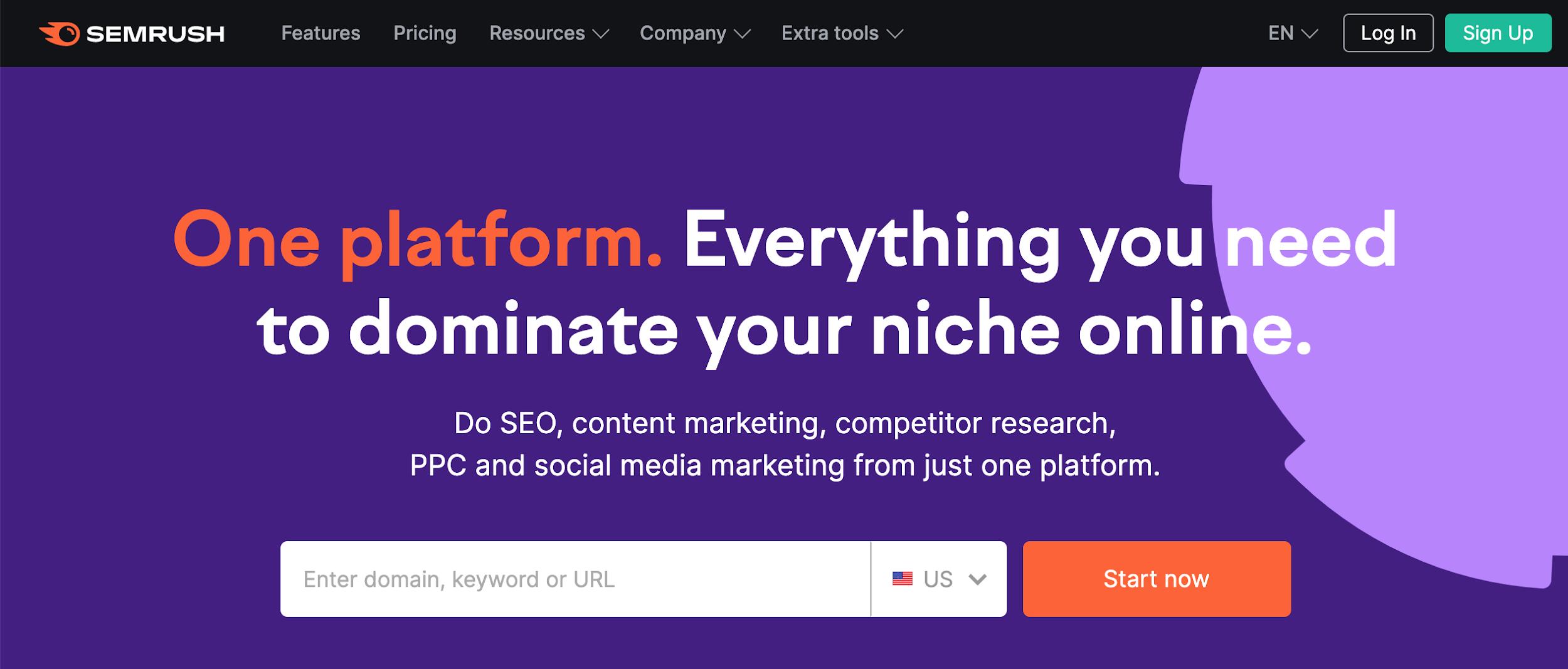 semrush essential affiliate marketing tool
